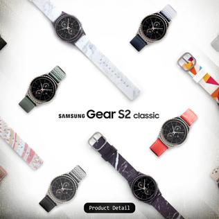 Samsung Galaxy Gear S2 series
