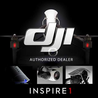 DJI drone inspire phantom