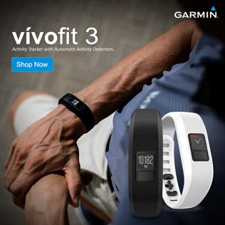 New Garmin VivoFit 3