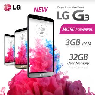 LG G3 3RAM