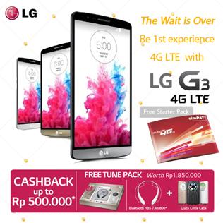 LG Tune Pack