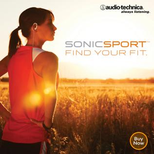 Audio Technica Sonic Sport