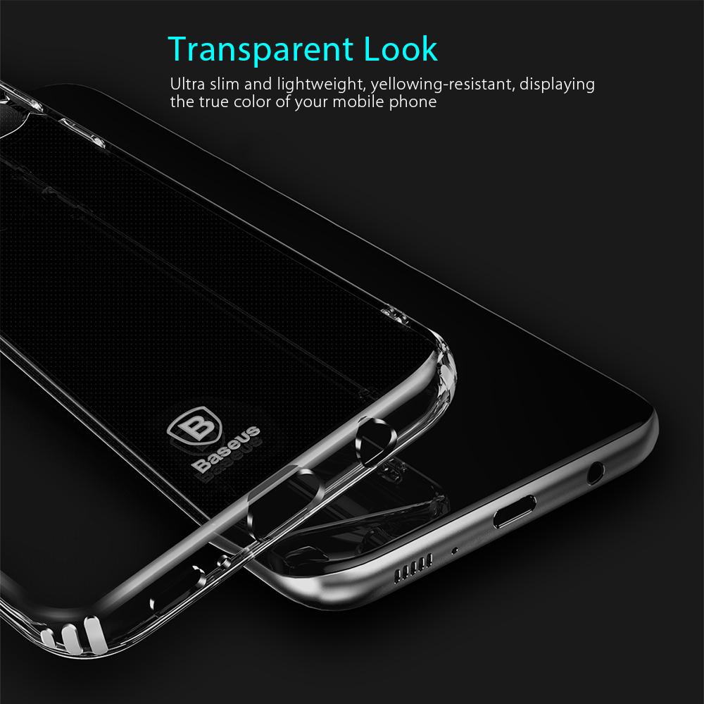 Baseus Simple Series Samsung Galaxy S8 Plus Totu Design Soft Tpu Case Ultra Thin Clear Transparan Video Terkait