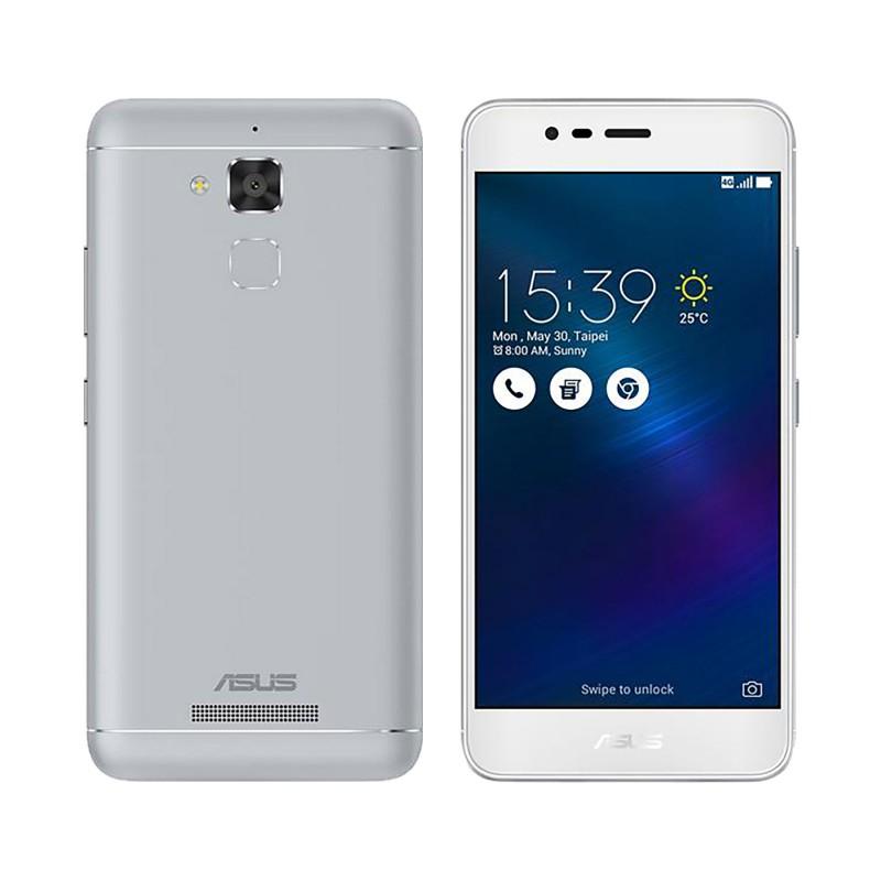Asus ZenFone 3 Max Glacier Silver